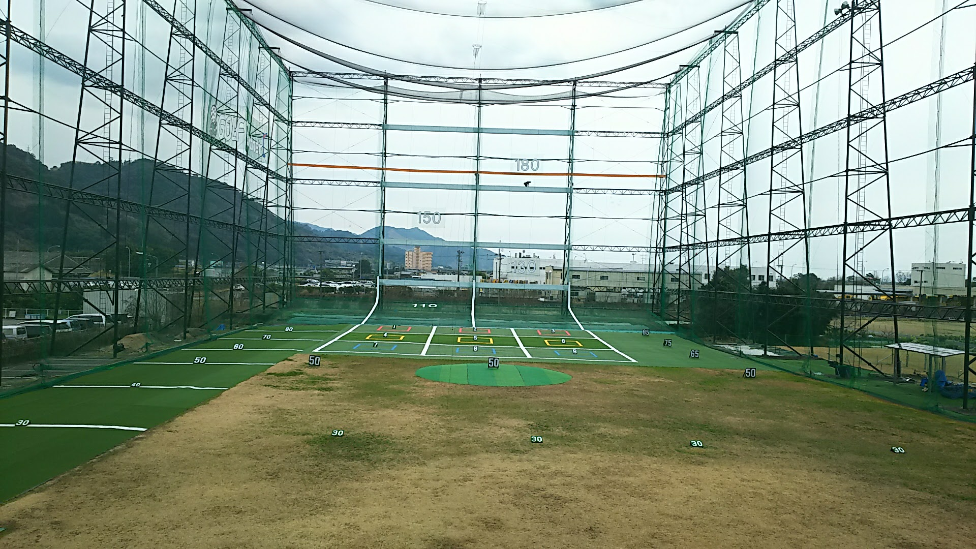 ゴルフパートナー 八代インター練習場店